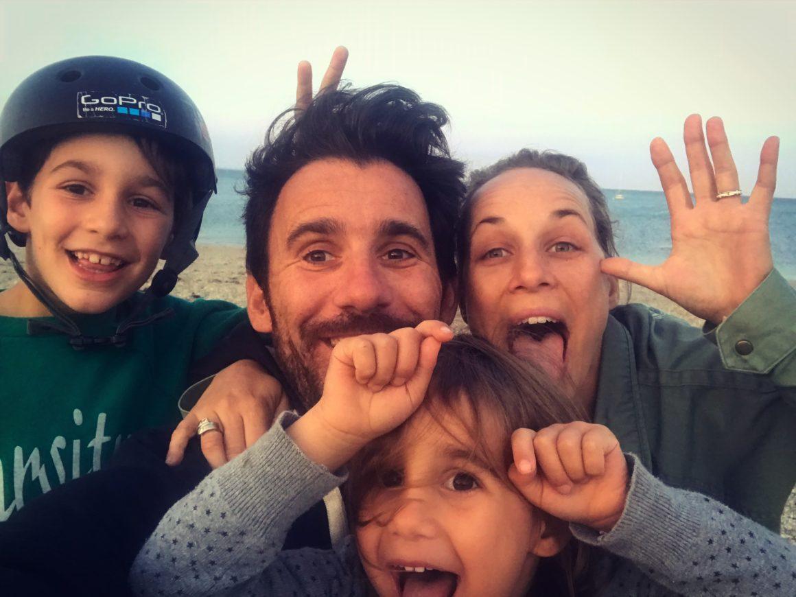 Une famille nîmoise à la rescousse des océans