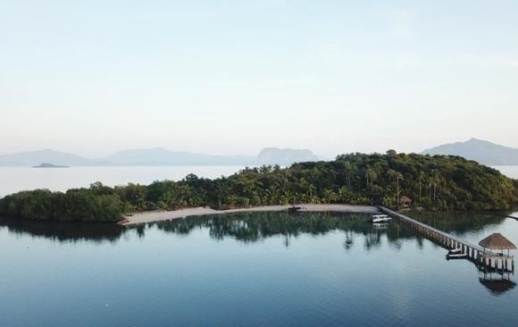 L'île de Palawan, Philippines.